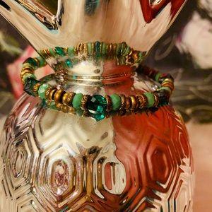 Alex + Ani Beaded Bracelet
